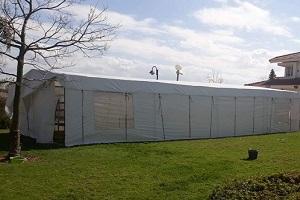 אוהלים, הצללות